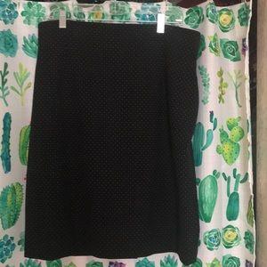Size 14 Tahari Pencil Skirt